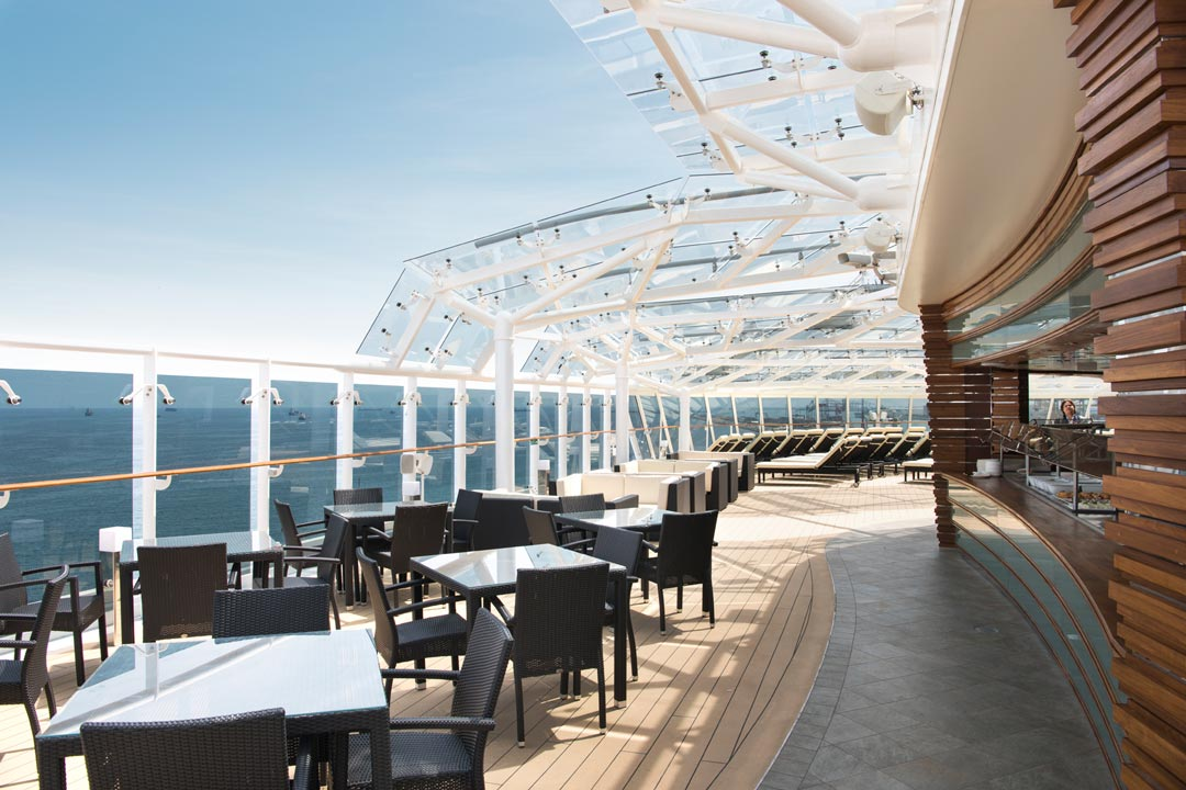 MSC Yacht Club: Grill